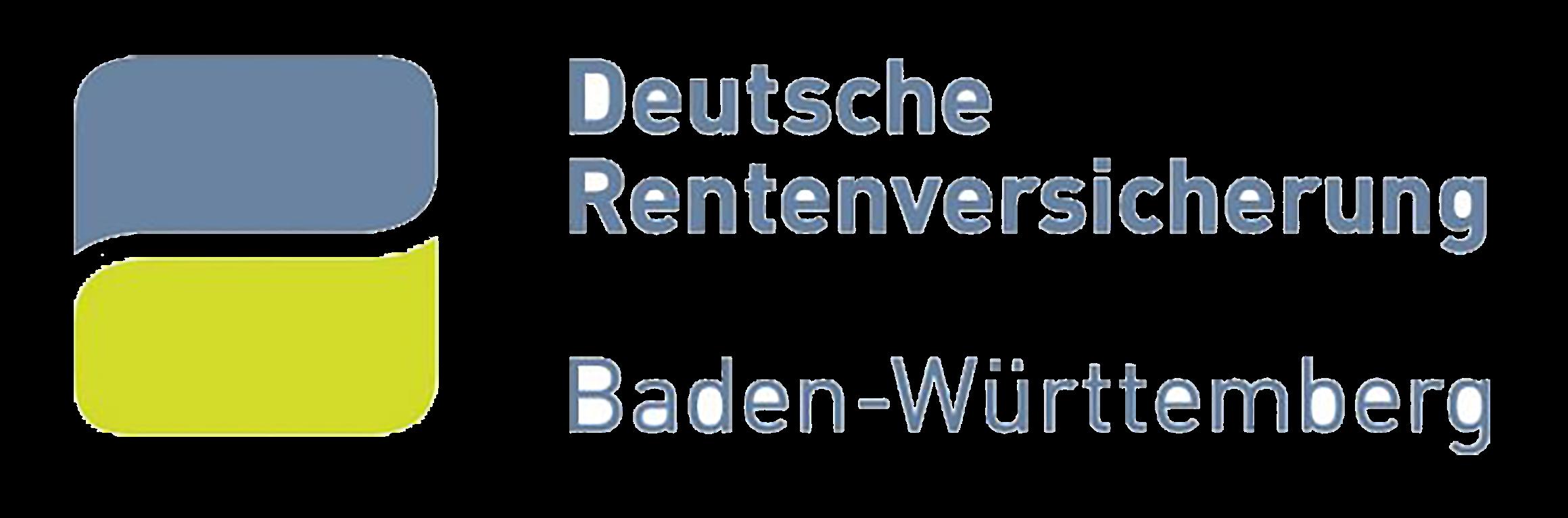 Logo der Deutschen Rentenversicherung Baden-Württemberg